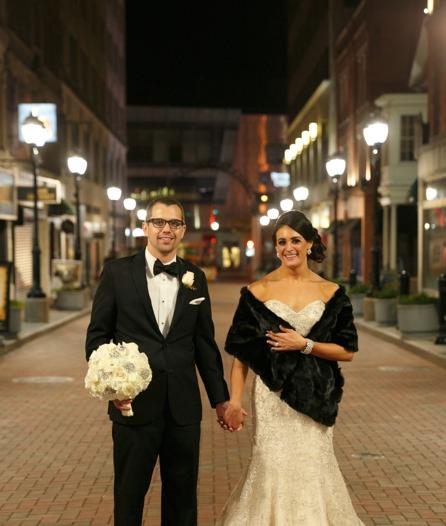 Timeless Glam - Hartford City Hall & Society Room Wedding